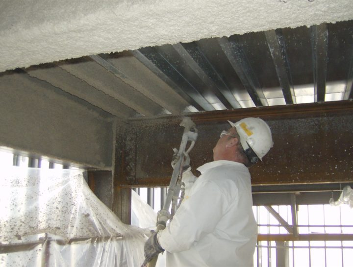 Fireproofing Coating Services Martin Painting Amp Coating