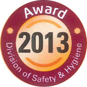 Martin Painting wins Safety & Hygiene Award