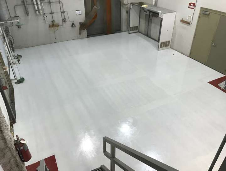 Manufacturing Facilities Coatings