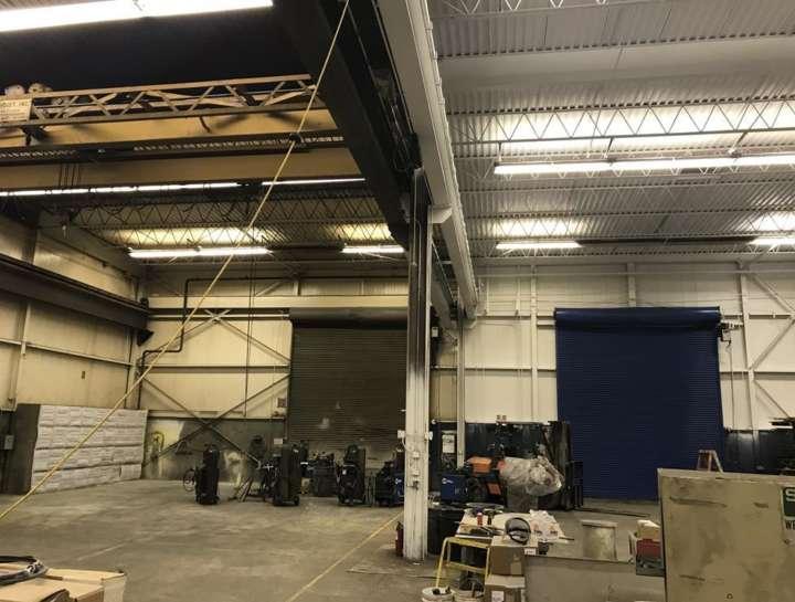 Manufacturing Facilities Coatings